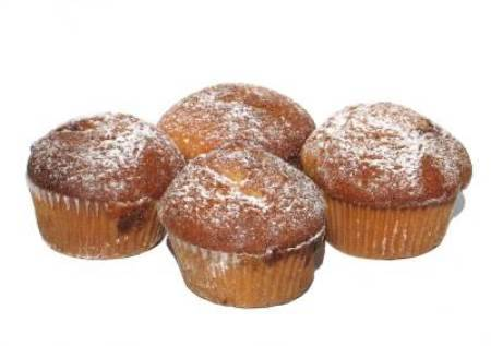 Muffin morbidi e profumati