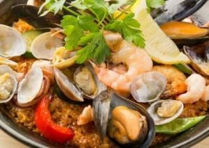 Paella Di Pesce Ricetta Originale Master Chef