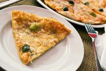 Pizza alle Olive facile e veloce