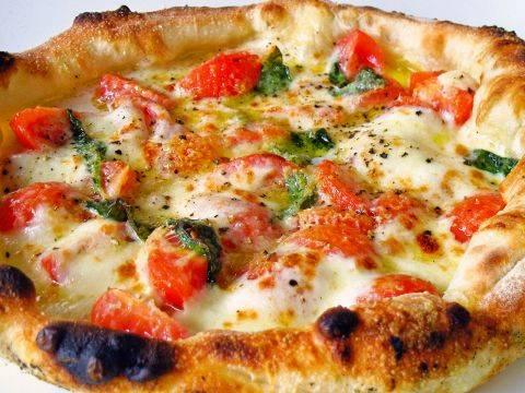 Pizza con i Pomodorini