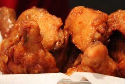 Pollo Fritto dorato e croccante