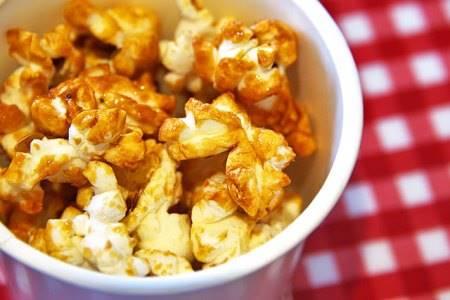Popcorn Zuccherati fatti in casa