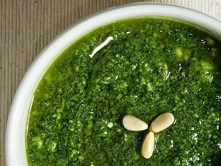 Pesto alla Genovese ricetta originale