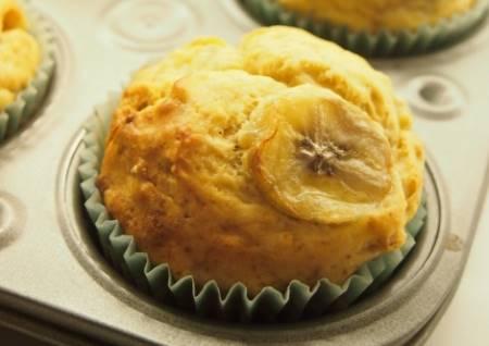 Muffin alla Banana