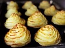 Ricetta delle Patate Duchessa