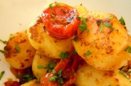 Gnocchi di patate ai pomodori secchi