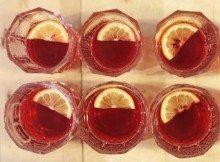 Rosso di Sera Cocktail