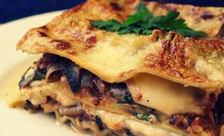 Lasagne ai Funghi