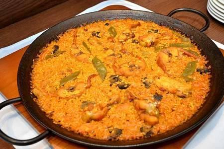 Paella alla Valenciana