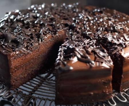 Torta al cioccolato della mamma