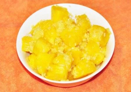 Ananas allo zenzero