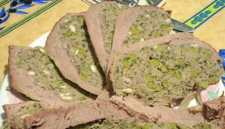 Cima alla genovese ricetta originale