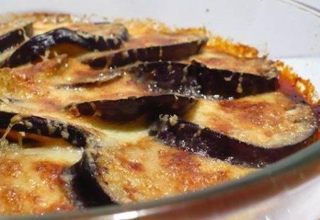 Melanzane grigliate al Pecorino