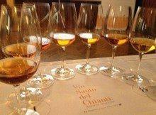 Vin Santo del Chianti, vino dolce toscano