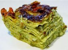 Lasagne ai broccoli 2