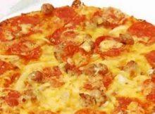 Pizza con Tonno e Uova